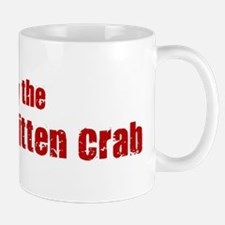 Obey the Chinese Mitten Crab Mug