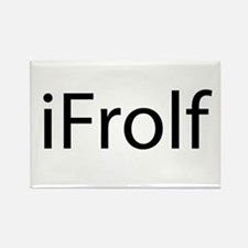 iFrolf Rectangle Magnet