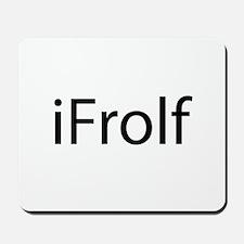 iFrolf Mousepad