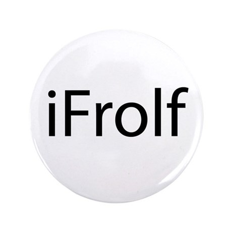 "iFrolf 3.5"" Button (100 pack)"