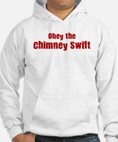 Obey the Chimney Swift Hoodie