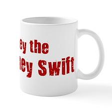 Obey the Chimney Swift Mug