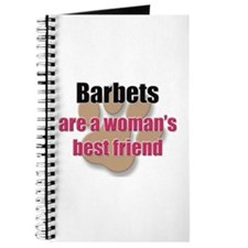 Barbets woman's best friend Journal