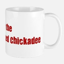 Obey the Chestnut-Backed Chic Mug