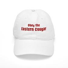 Obey the Eastern Cougar Baseball Cap