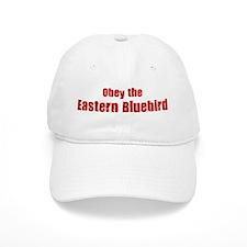 Obey the Eastern Bluebird Baseball Cap
