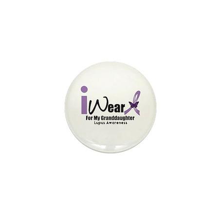 Lupus Awareness Mini Button