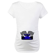 ROYAL BLUE RACE CAR Shirt
