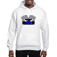 ROYAL BLUE RACE CAR Hoodie