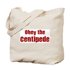 Obey the Centipede Tote Bag