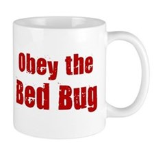 Obey the Bed Bug Mug