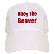 Obey the Beaver Baseball Cap