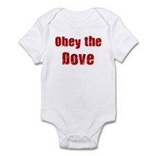 Obey the Dove Infant Bodysuit