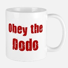 Obey the Dodo Mug