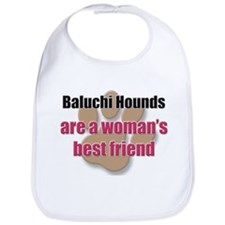 Baluchi Hounds woman's best friend Bib