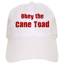 Obey the Cane Toad Baseball Cap