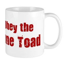 Obey the Cane Toad Mug