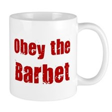 Obey the Barbet Mug