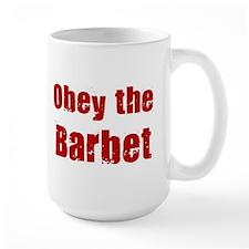 Obey the Barbet Mug