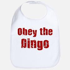 Obey the Dingo Bib