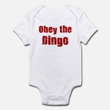 Obey the Dingo Infant Bodysuit