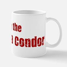 Obey the California Condor Mug