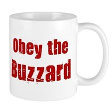 Obey the Buzzard Mug