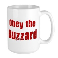 Obey the Buzzard Mug