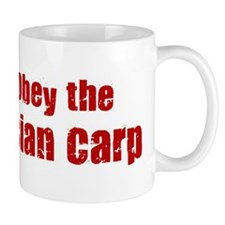 Obey the Asian Carp Mug