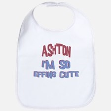 Ashton - So Effing Cute Bib