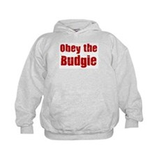 Obey the Budgie Hoody