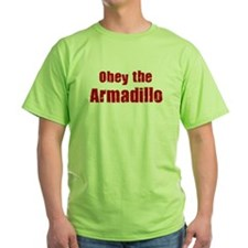 Obey the Armadillo T-Shirt
