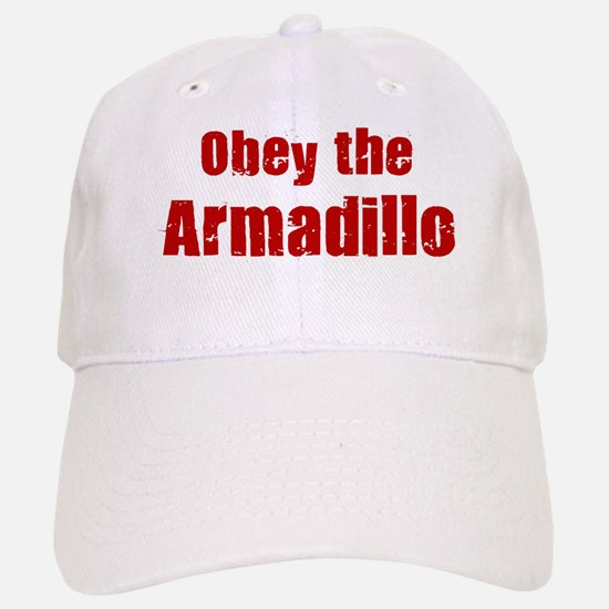 Obey the Armadillo Baseball Baseball Cap