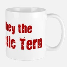 Obey the Arctic Tern Mug