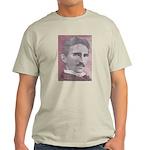 Tesla-1 Light T-Shirt