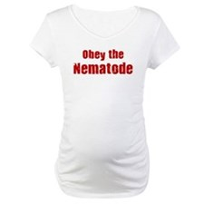 Obey the Nematode Shirt
