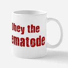 Obey the Nematode Mug