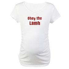 Obey the Lamb Shirt
