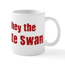 Obey the Mute Swan Mug