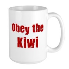 Obey the Kiwi Mug