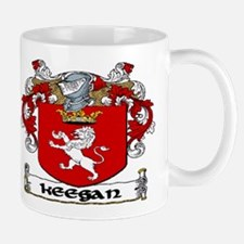 Keegan Coat of Arms Mug