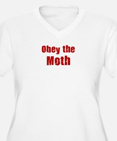 Obey the Moth T-Shirt