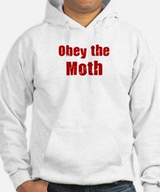 Obey the Moth Hoodie