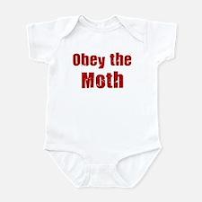 Obey the Moth Infant Bodysuit