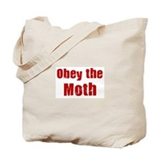 Obey the Moth Tote Bag