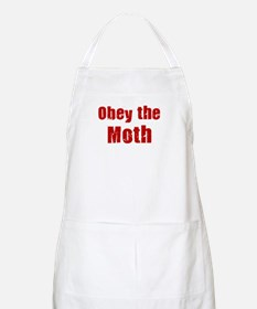 Obey the Moth BBQ Apron