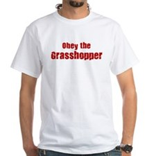 Obey the Grasshopper Shirt