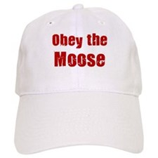 Obey the Moose Baseball Cap