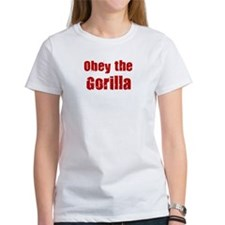 Obey the Gorilla Tee