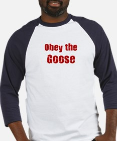 Obey the Goose Baseball Jersey